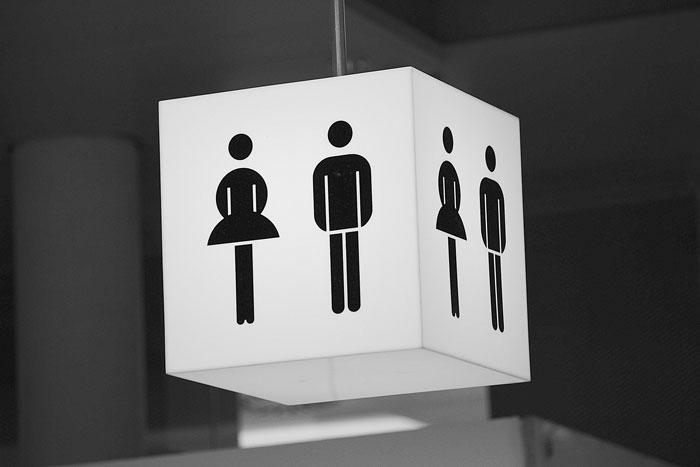 ADA Restroom Signs St Louis
